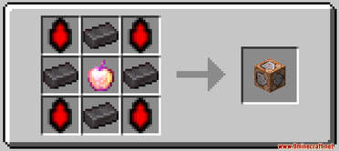 Lifesteal SMP Data Pack Crafting Recipes (2)