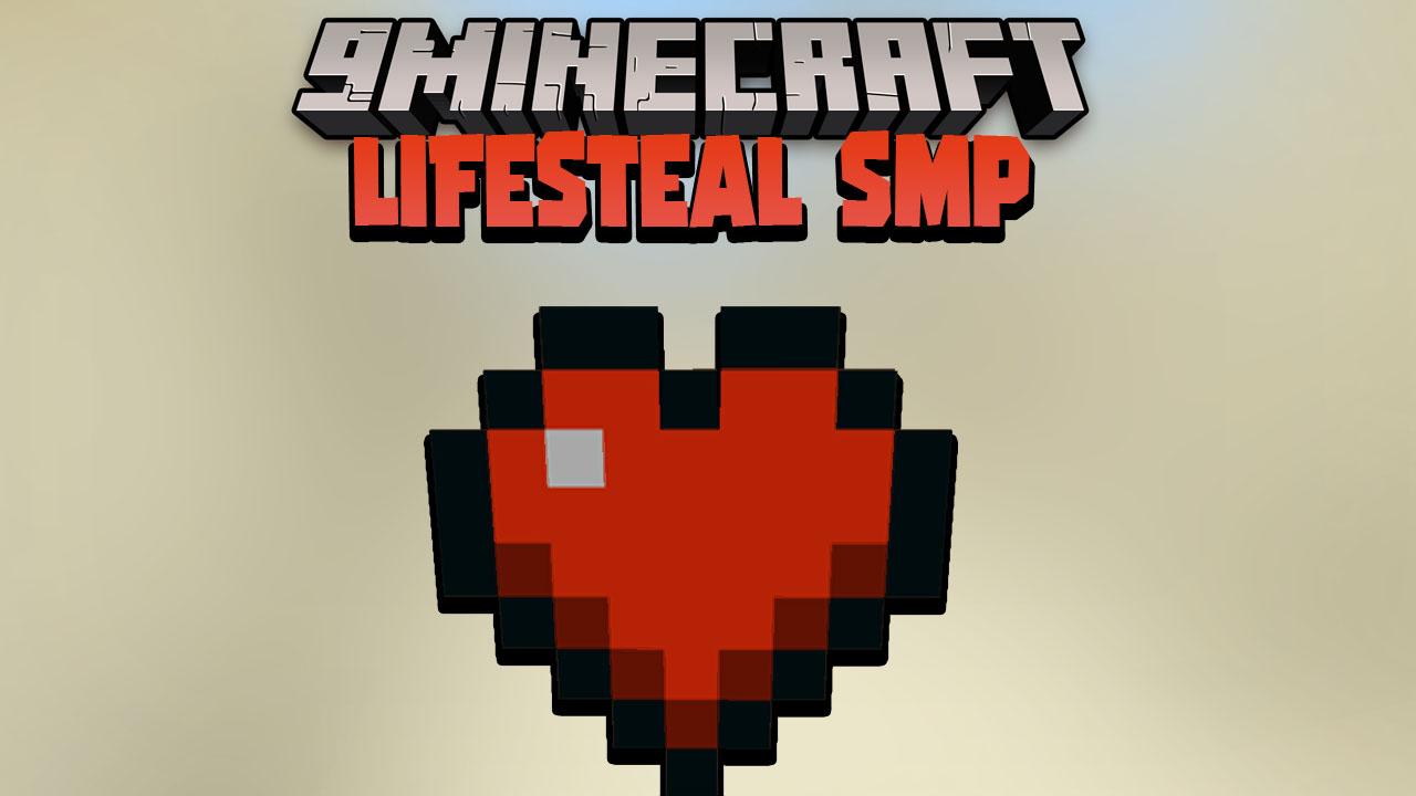 Lifesteal SMP Data Pack Thumbnail