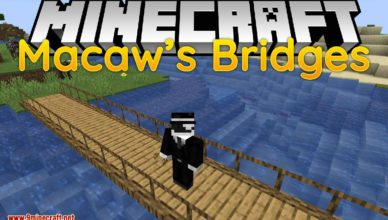 macaws bridges mod 1 16 5 1 15 2 a lot types of bridges