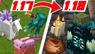 minecraft 1 18 release to be delayed