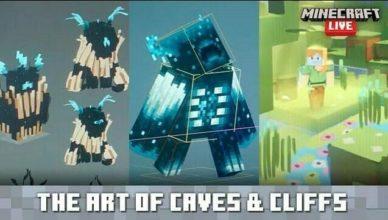 minecraft live digital festival coming back on october