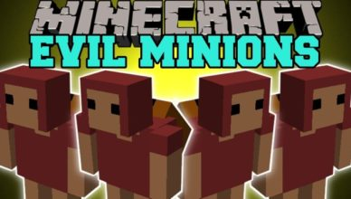 minions mod for minecraft 1 17 1 1 16 5 1 15 2 1 14 4