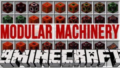 modular machinery mod 1 12 2 1 12 create custom machines