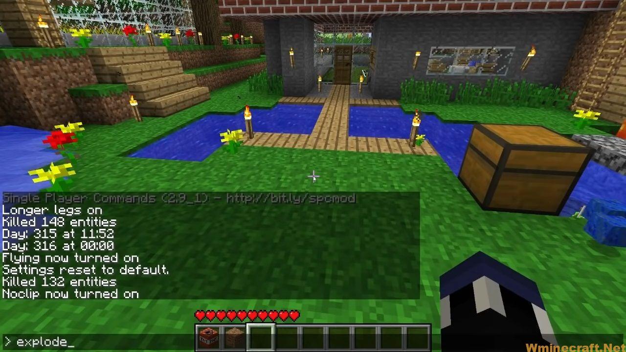 more commands mod 4