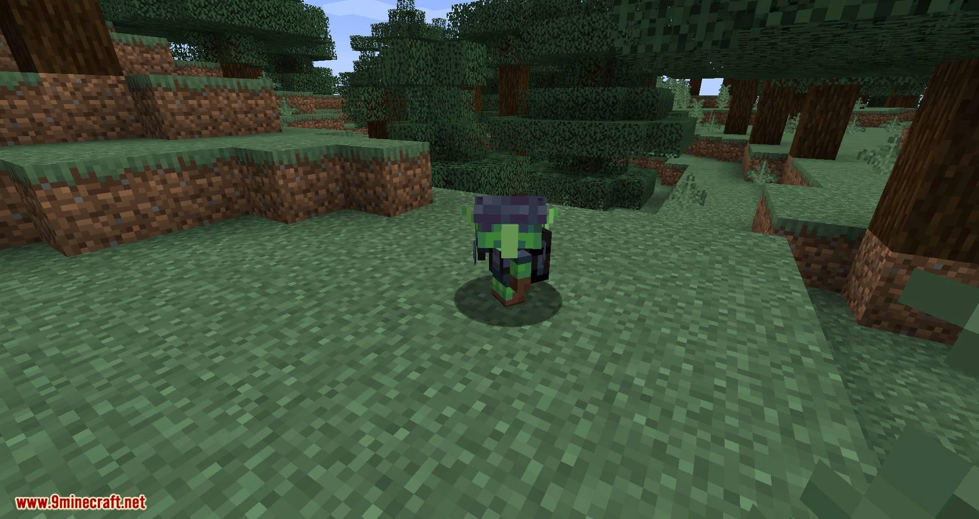 Goblin Traders mod for minecraft 01