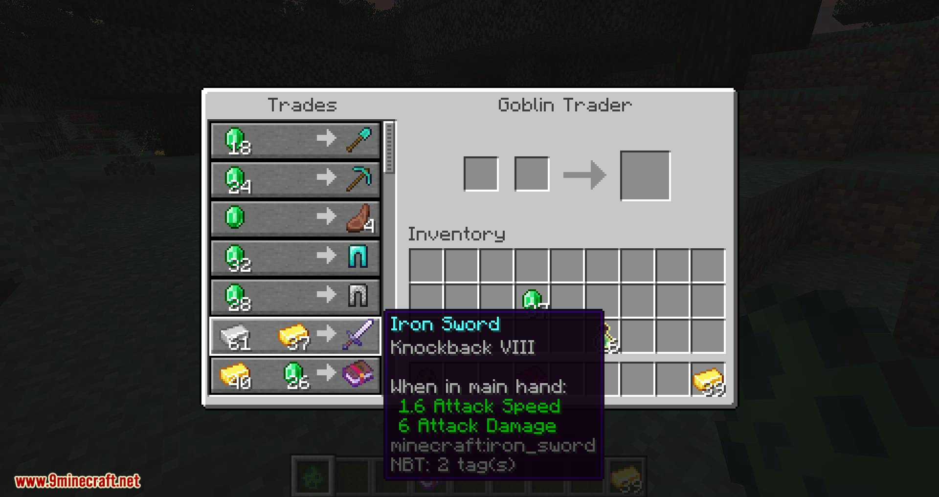 Goblin Traders mod for minecraft 07