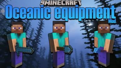 oceanic equipment mod 1 16 5 ocean tools