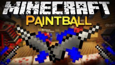 paintball mod for minecraft 1 17 1 1 16 5 1 15 2 1 14 4