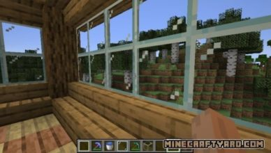 pane in the glass mod 1 17 1 1 16 5 pitg for minecraft