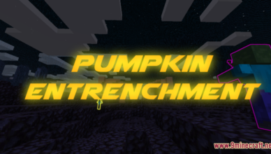 pumpkin entrenchment map 1 17 1 for minecraft