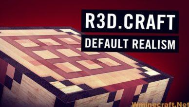 r3d craft resource pack 1 12 2 1 11 2