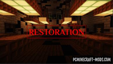 restoration map for minecraft