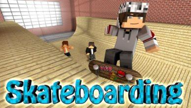 skateboard mod for minecraft 1 17 1 1 16 5 1 15 2 1 14 4