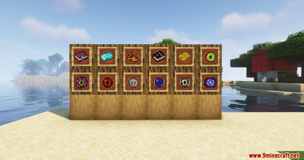 Smithing Items mod screenshots 01