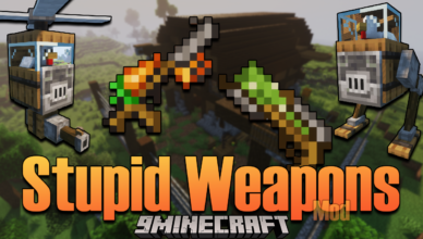 stupid weapons mod 1 16 5 firearms silly artifacts