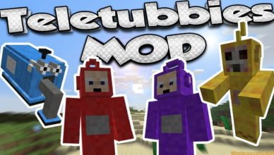 teletubbies mod 1 17 1 1 16 5 with all your best friends