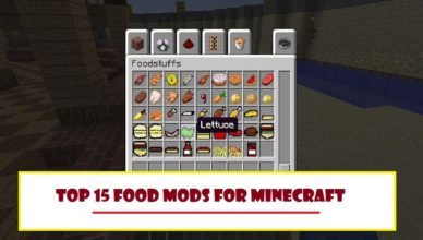 top 15 food mods for minecraft