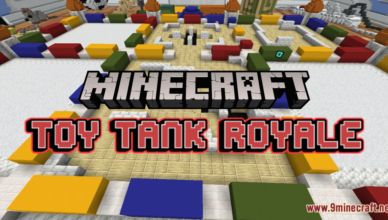 toy tank royale map 1 17 1 for minecraft