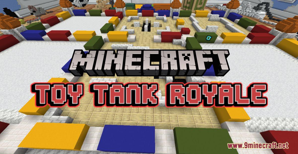 Toy Tank Royale Map