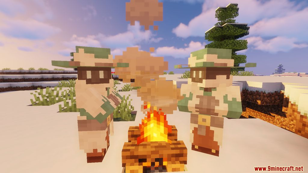 Wispy Villagers and Fantasy Creatures Screenshots 7