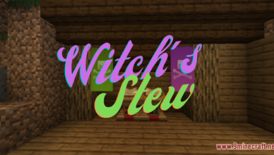 witchs stew map 1 16 5 for minecraft