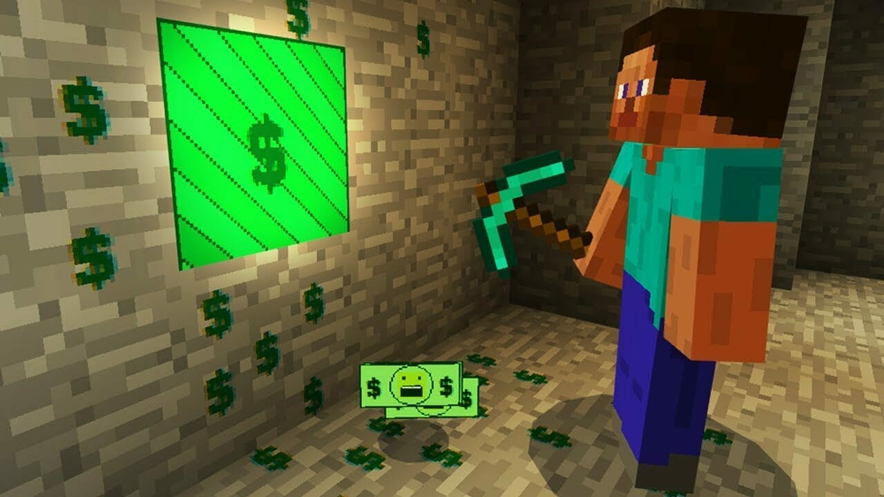 YouTuber Made €1M From Minecraft Videos