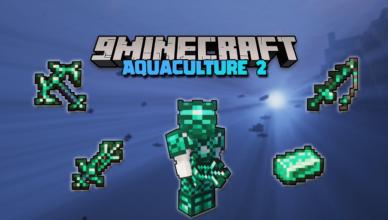 aquaculture 2 mod 1 17 1 1 16 5 fishing
