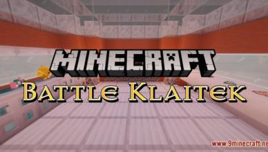 battle klaitek map 1 17 1 for minecraft