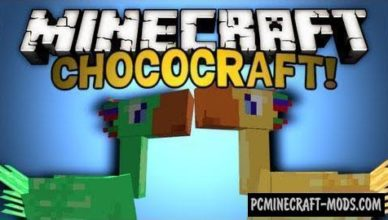chococraft animals mod for minecraft 1 17 1 1 16 5 1 12 2