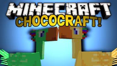 chococraft mod 1 17 1 1 16 5 chocobos from final fantasy