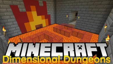 dimensional dungeons mod 1 17 1 1 16 5 unlimited challenging adventures