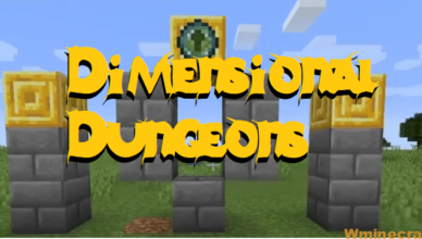 dimensional dungeons mod 1 17 1 1 16 5 unlimited generated dungeons in unique dimensions