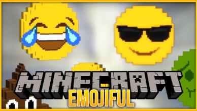 emojiful mod 1 17 1 1 16 5 adds in emoji to minecraft