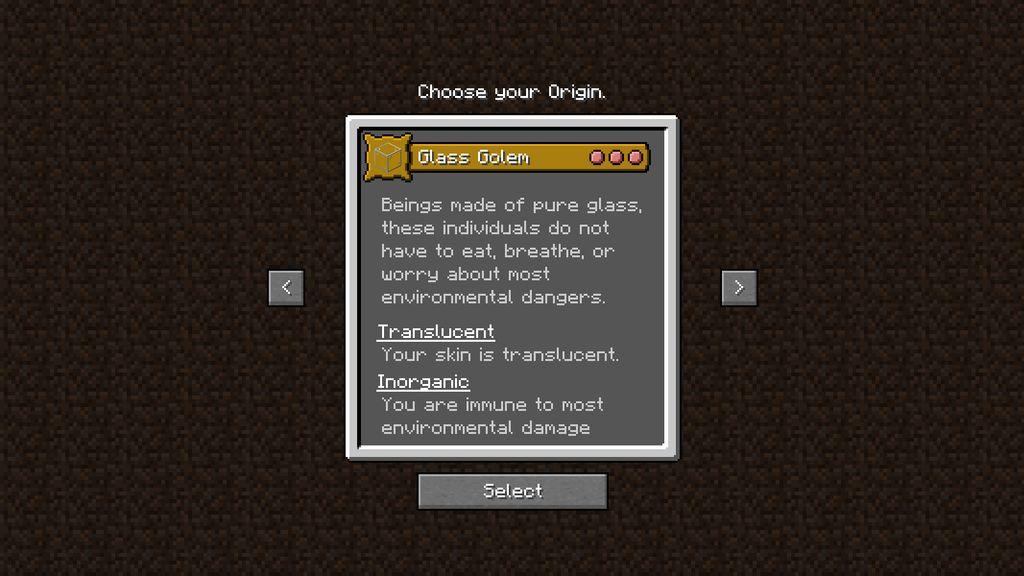 Extra Origins Mod Screenshots 2