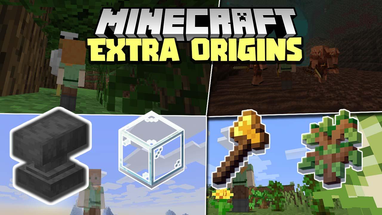 Extra Origins Mod