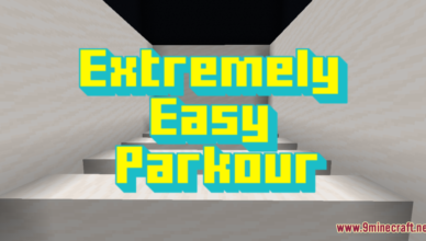 extremely easy parkour map 1 17 1 for minecraft
