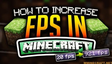 fps reducer mod 1 18 1 17 1 1 16 5 helps reduce unnecessary cpu and gpu