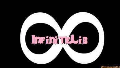 infinitelib the library mod for raiders mods