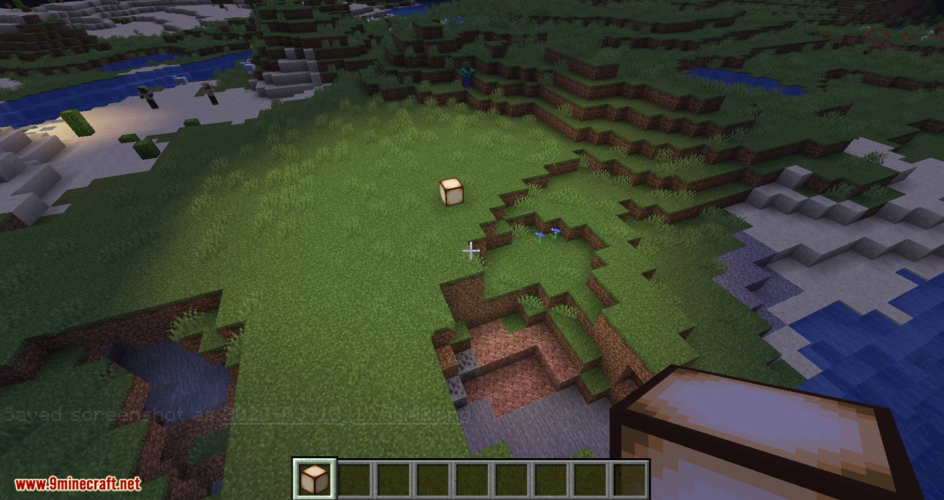 Lightest Lamps mod for minecraft 02