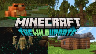 minecraft 1 19 the wild update