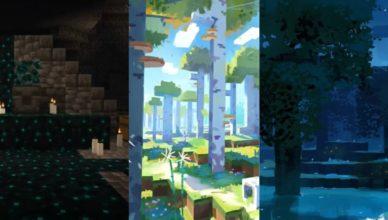 minecrafts next big release will be the wild update