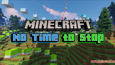 no time to stop map 1 17 1 for minecraft