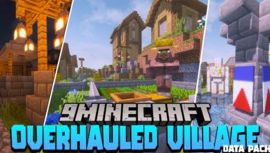 overhauled village data pack 1 17 1 1 16 5 better village