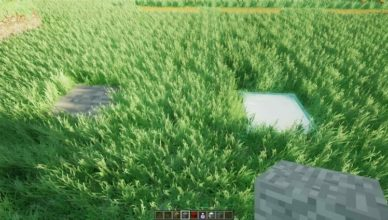 realistic grass for low end pc 1 17 1
