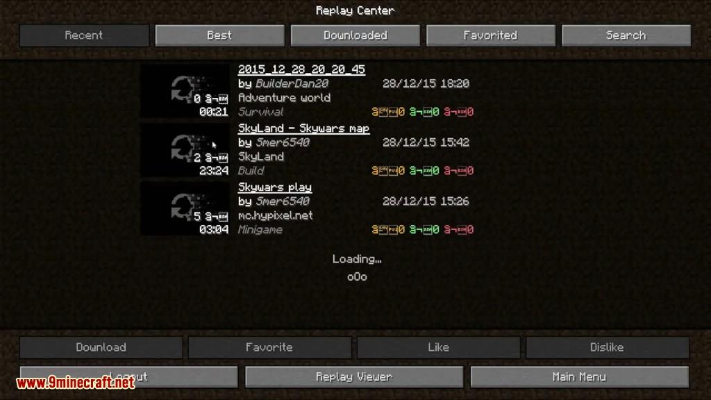 Replay Mod Screenshots 10