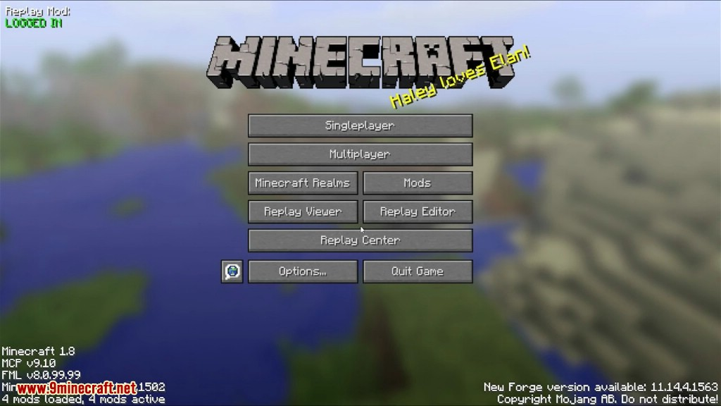 Replay Mod Screenshots 2