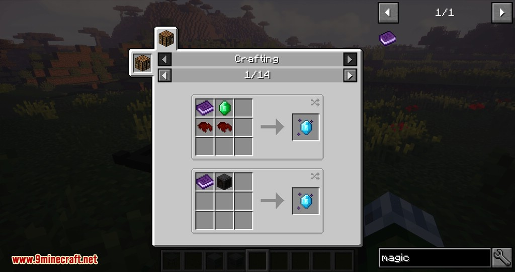 Rune Craft mod for minecraft 11