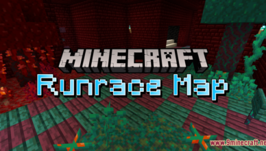 runrace map 1 17 1 for minecraft