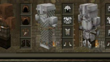 stoneborn dwarven fantasy gear overhaul pack 1 17 1