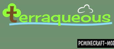 terraqueous new blocks mod for minecraft 1 17 1 1 16 5 1 12 2